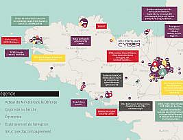 3 questions sur la cybersécurité en Bretagne