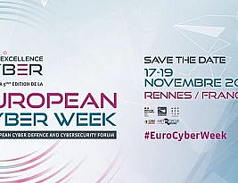European Cyber Week – 17-19/09 – Rennes
