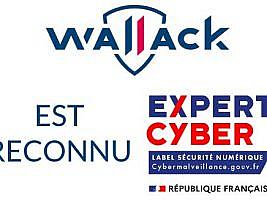 WALLACK, l'entreprise bretonne labellisée Expert Cyber